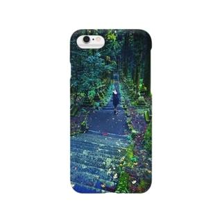森のあやかし 弐 Smartphone cases