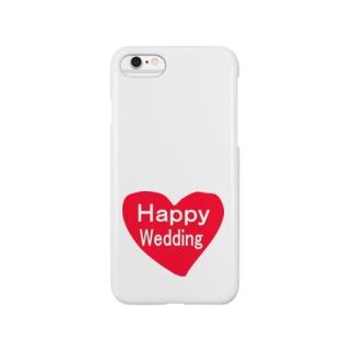 Happy Wedding Smartphone cases