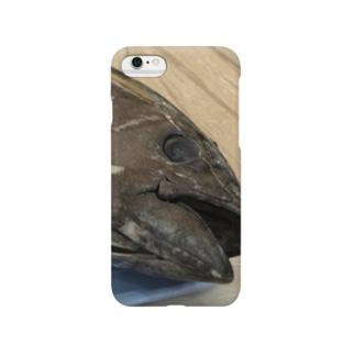 まぐろ Smartphone cases
