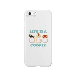 クッキーハムスター Smartphone cases