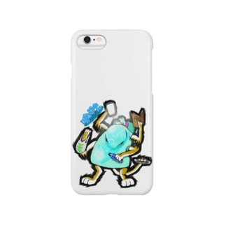 病床 Smartphone cases
