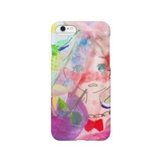 ゆめみる虹彩 Smartphone cases