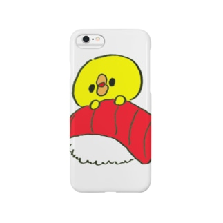 ぴよたそ寿司 Smartphone cases