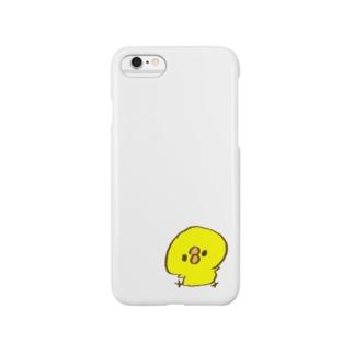 ぴよたそベーシック Smartphone cases