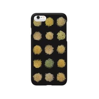 ラーメン 麺ケース Smartphone cases
