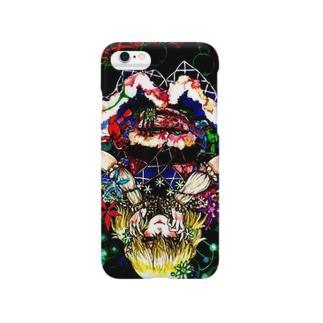 艶めかしき、橋姫 Smartphone cases