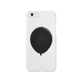 くろいふうせん Smartphone cases