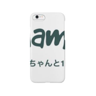 12chamber オフィシャルグッズ Smartphone cases