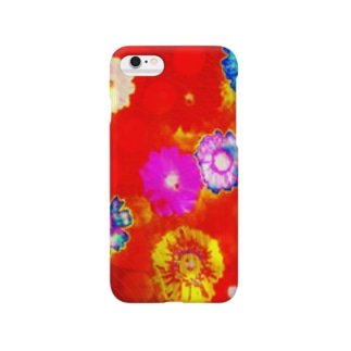 A'S WORLDの和柄FLOWER Smartphone cases