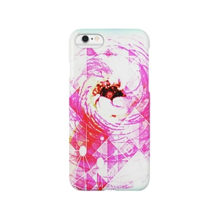 PINK×greenFLOWER Smartphone cases