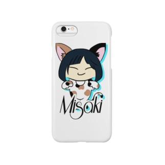 みぃにゃん Smartphone cases