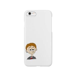 げぇんとるまん Smartphone cases