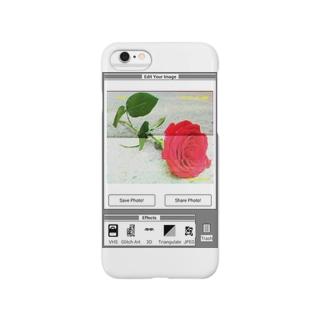 NOTBITCH rose Smartphone cases