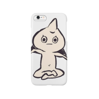 妖怪 おっことし Smartphone cases