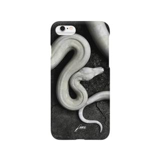 Boa constrictor Smartphone cases