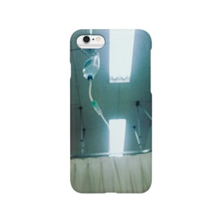 胃腸科にて Smartphone cases
