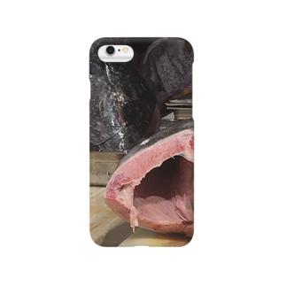 マグロ Smartphone cases