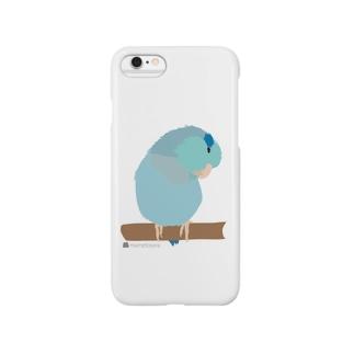 マメルリハ Smartphone cases