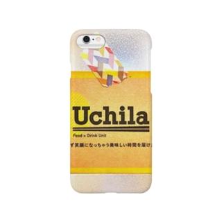Uchila の アレ Smartphone cases