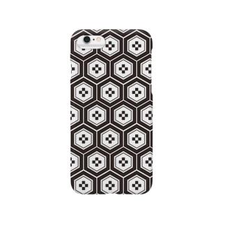 "zyuzikikkou""十字亀甲"" Smartphone cases"