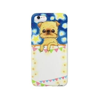 星空のグリフォン Smartphone cases
