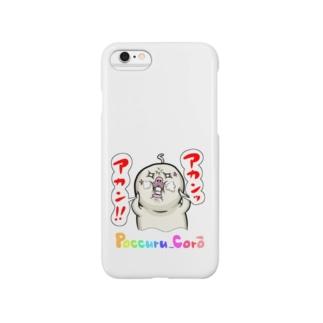 アカン! Smartphone cases