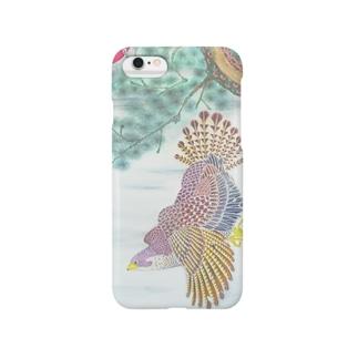 ハヤブサ Smartphone cases