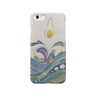 【うみ】iPhoneケース Smartphone cases