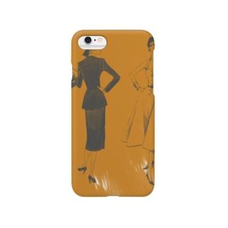 4人衆 Smartphone cases