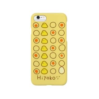 ひよこどっとけーす Smartphone cases