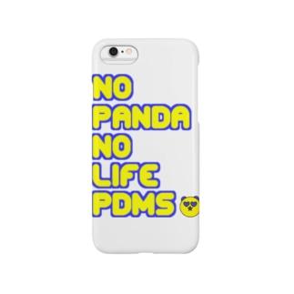 NO PANDA NO LIFE Smartphone cases