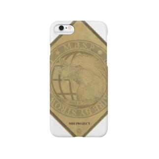 MBSP ORIGINAL LOGO vol.2 Smartphone cases