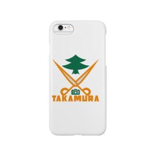パ紋No.2802 TAKAMURA Smartphone cases