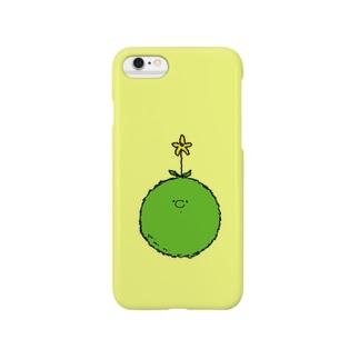 ちびモス Smartphone cases