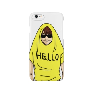 HELLO君 Smartphone cases