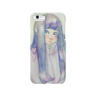 秋夜 Smartphone cases