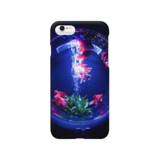 キンギョ Smartphone cases