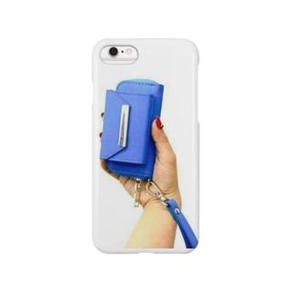 女性の手のスマホケース Smartphone cases