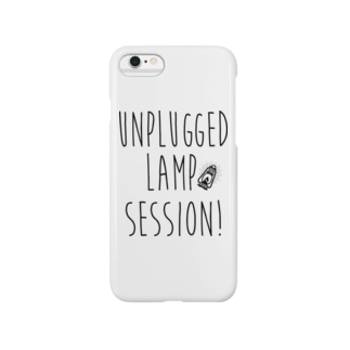 Unplugged Lamp Session type logo Smartphone cases