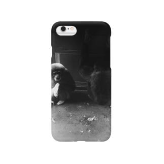 絶望の猿 Smartphone Case