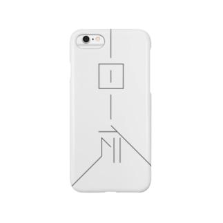 一日一伝(縦) Smartphone cases