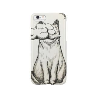 猫神様 Smartphone cases