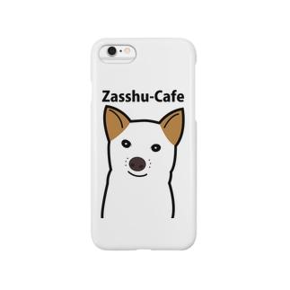 Zasshu-Cafe Smartphone cases