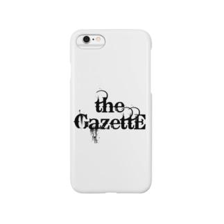 theGazette Smartphone cases