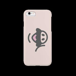 TONKATSU GOODS SHOPのOJISAN MOUTH CASE スマートフォンケース