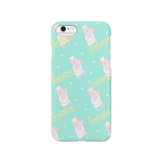 TONKATSU SODA POP Smartphone cases