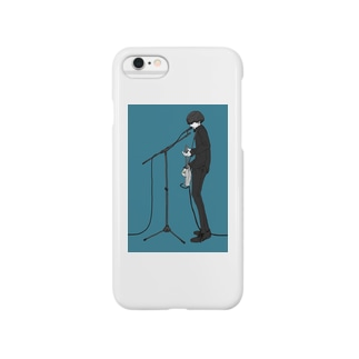 バンドマン Smartphone cases
