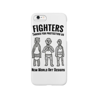 FIGHTERS Smartphone cases
