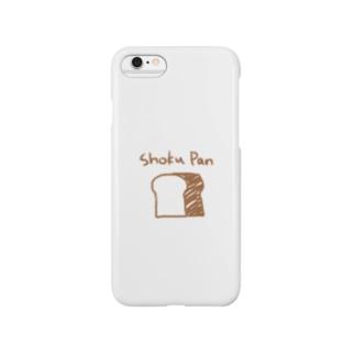 shokupan 限定生産ver. Smartphone cases