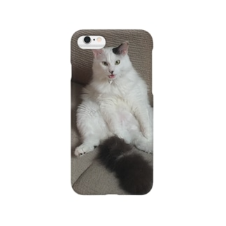 みにゃいで Smartphone cases